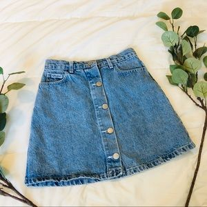 Guess | Vintage High Waisted Skirt